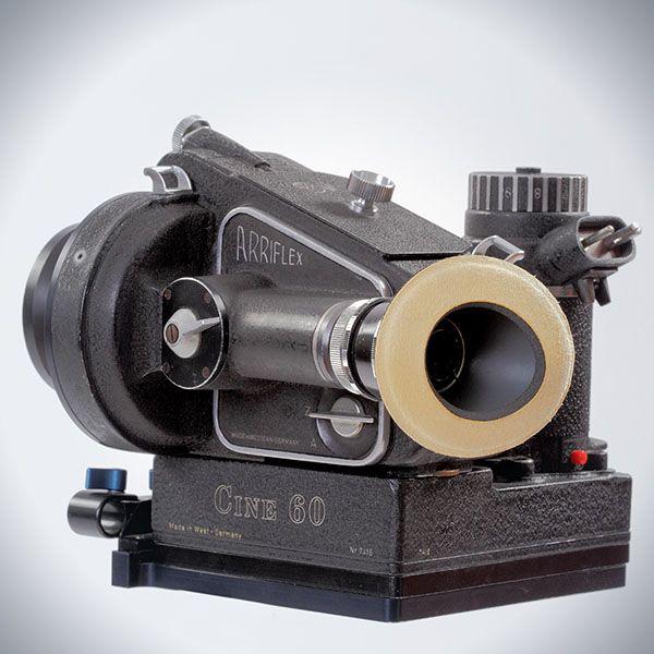 Arri 2c Mod Dash Camera Retro Camera Film Camera