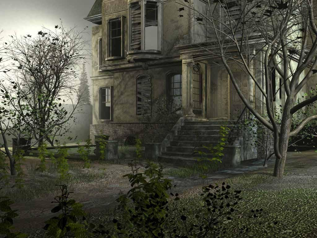 Signs Your House Is Haunted And What To Do About It Plus A Great Ghost Story Crazyhorseghost Hubpages Com Real Haunted Houses Scary Houses Scary Places