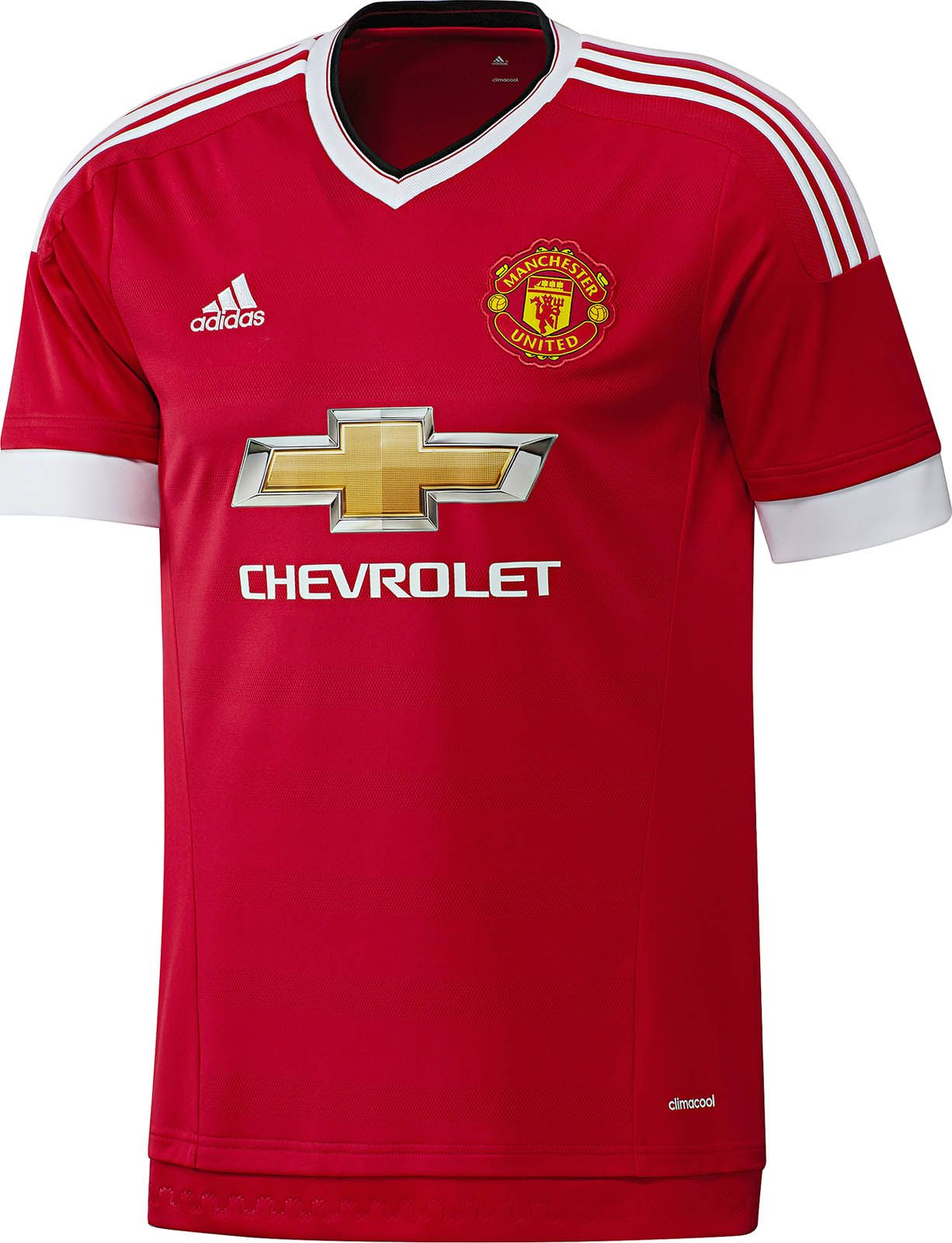 new concept 33107 73eb8 Adidas Manchester United 15-16 Kits Revealed | Football ...