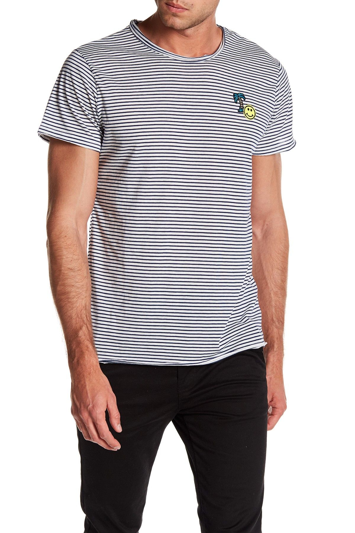 Cohesive Co Glendale Striped Tee Nordstrom Rack Mens