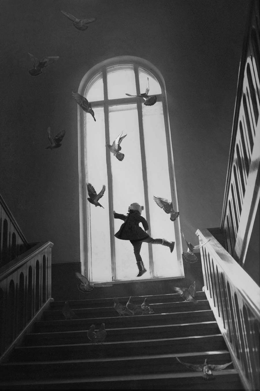 Music of flight by oksana but ukraine black and white child photography contest 2015 winners
