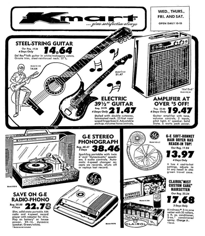 Kmart May 1972 Funny Vintage Ads Old Advertisements Old Ads