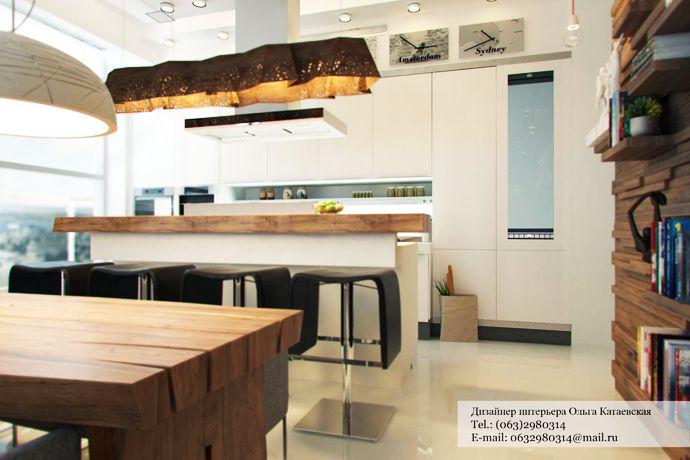 Studio Renderings by Ola Kataevskaja