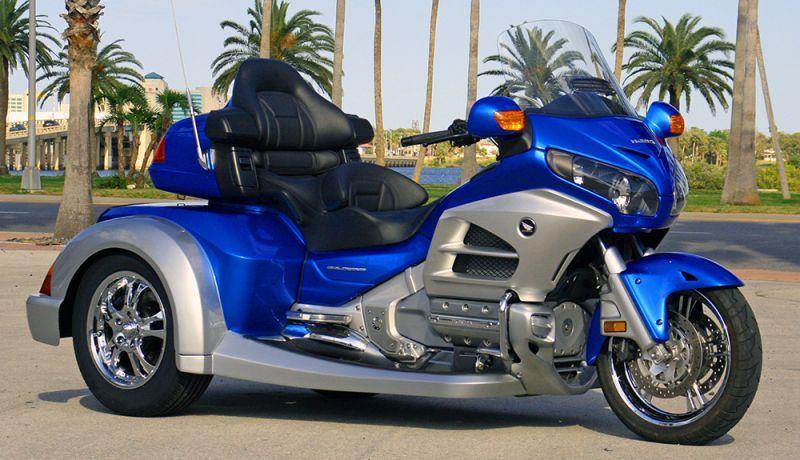 Roadsmith HTS1800 Honda Goldwing Trike II
