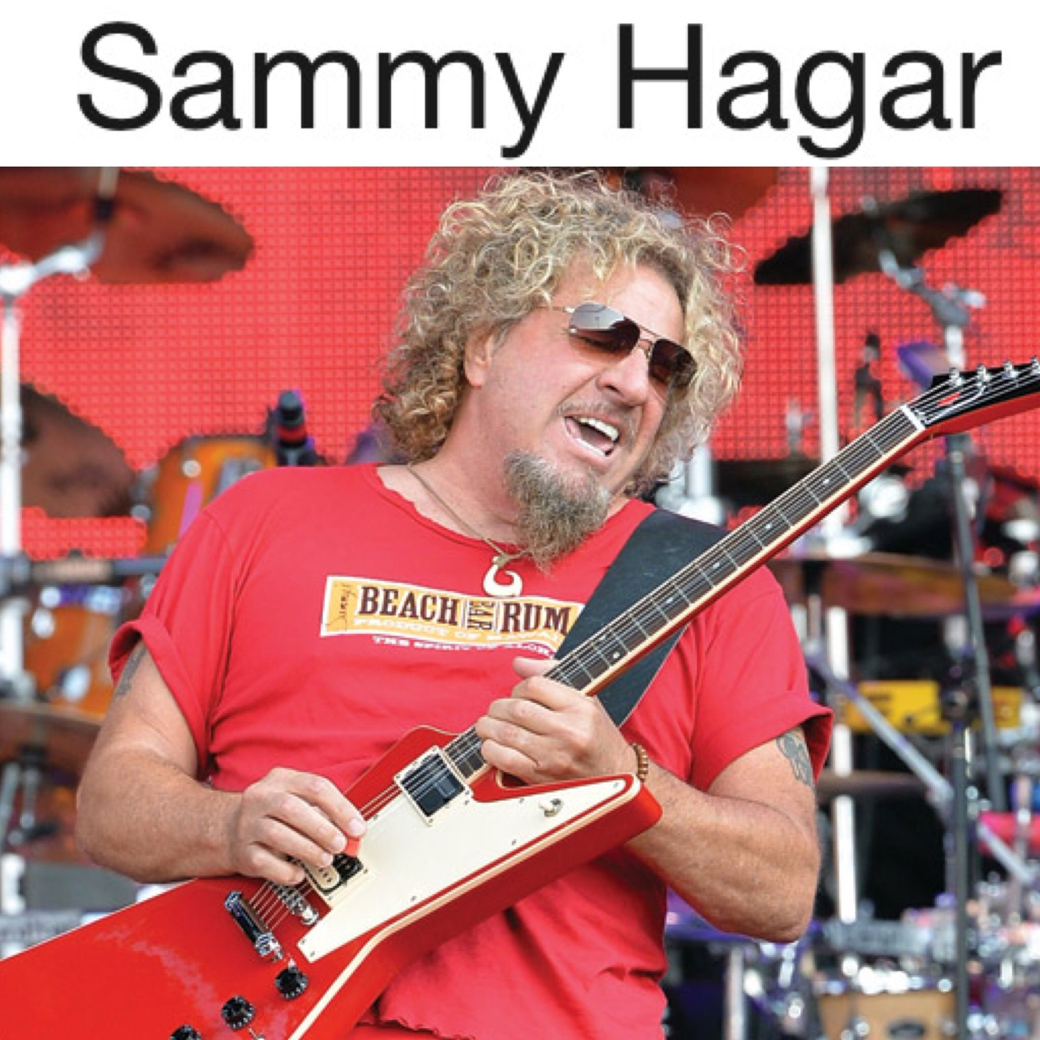1947 Sammy Hagar Salinas California U S Sammyhagar L20097 Sammy Hagar Rock And Roll Rolled Poster
