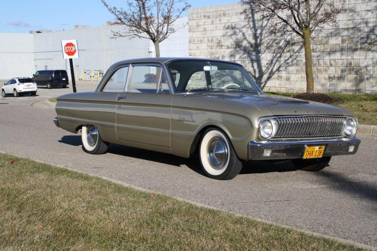 1962 Ford Falcon Coupe For Sale 1728433 Ford Falcon Ford Classic Cars