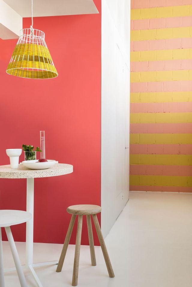 Relooking maison  transformer son intérieur en un week end Mur