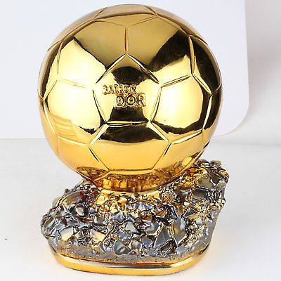 World Cup Soccer Trophy Ballon D Or Golden Ball Player Of Cristiano Ronaldo Trophies Football Memorabilia Soccer Trophy Ballon D Or Football Trophies