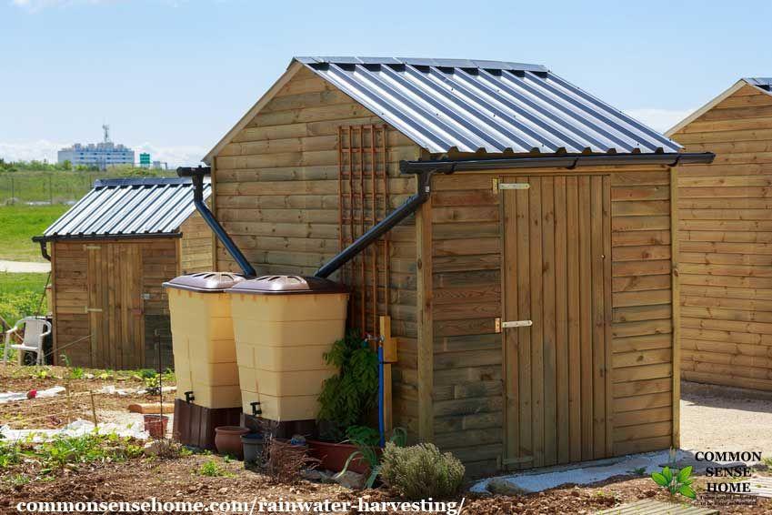 Rainwater Harvesting Guide Rain Barrels Maintenance and More