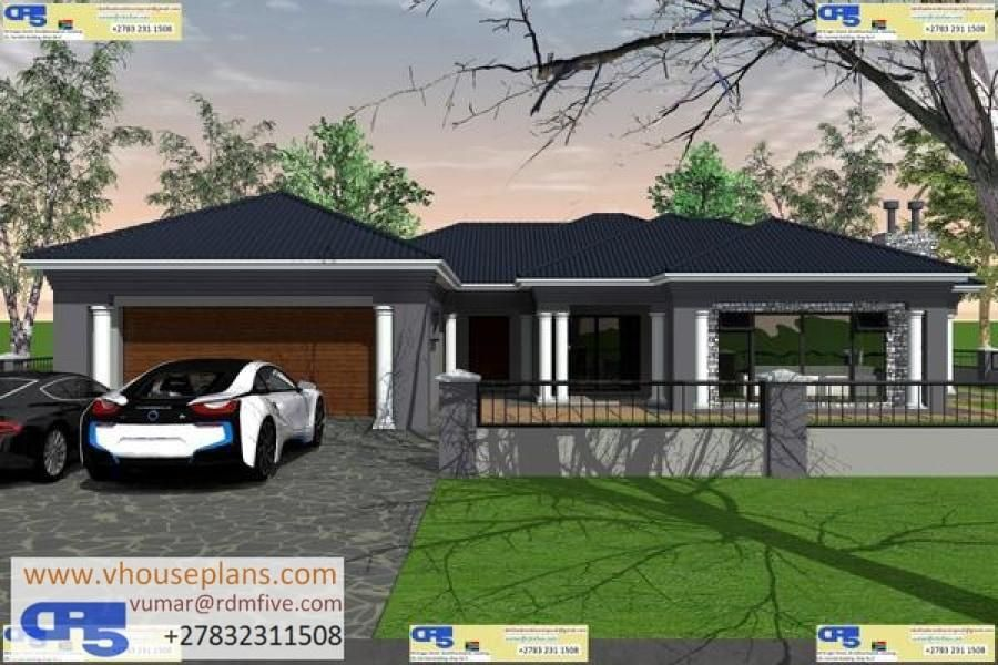 RDM5 House Plan No W2534 Beautiful house plans, House