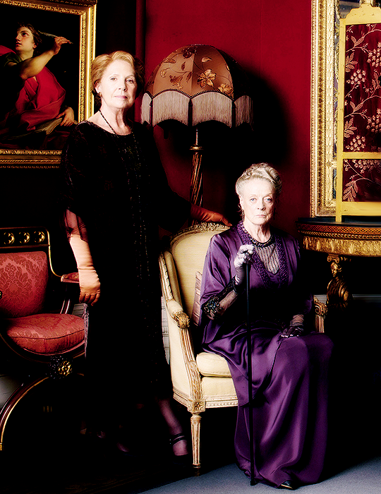 dontbesodroopy: Penelope Wilton as Isobel Crawley, and ...