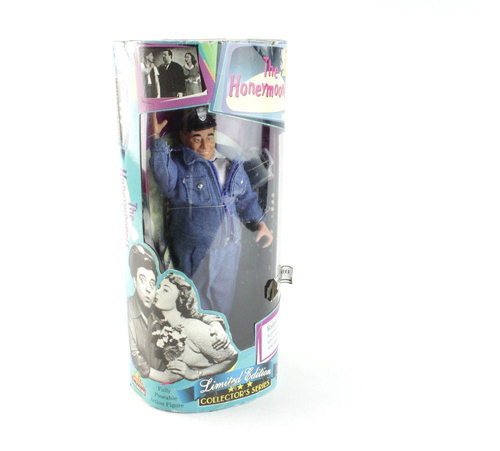 THE HONEYMOONERS Ralph Kramden Doll