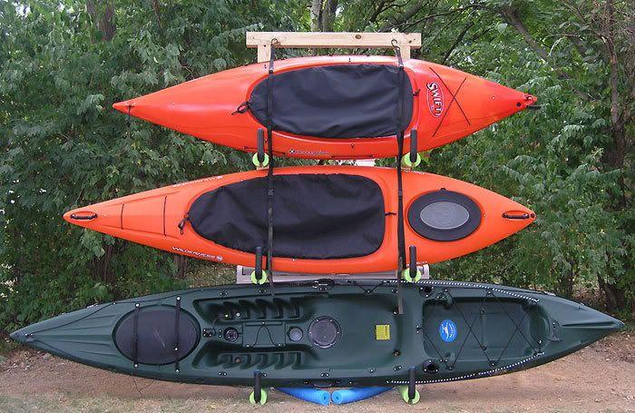 Kayak Storage Kayak Rack