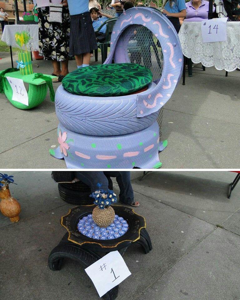 reciclaje ideas pinterest recycled art repurpose  craft