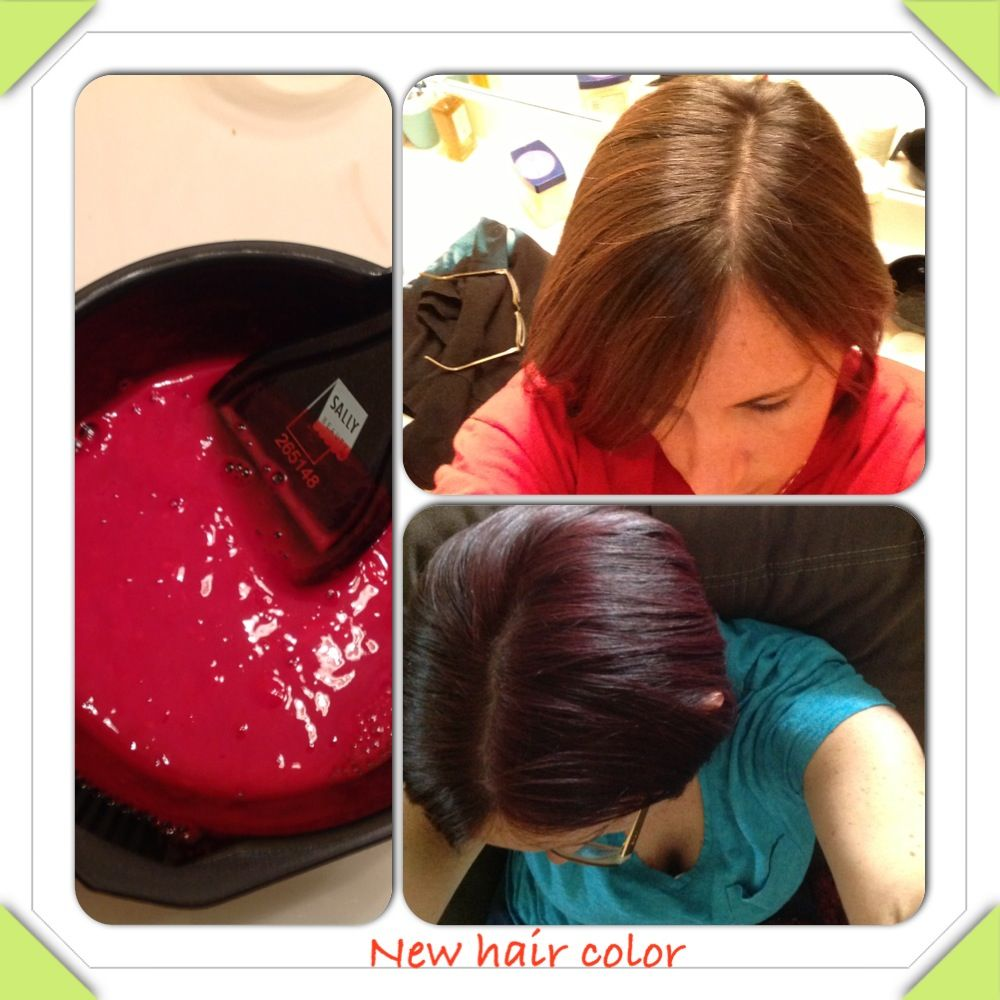 Loreal Hicolor Redhot And Deep Auburn Red Mixed 20v Developer