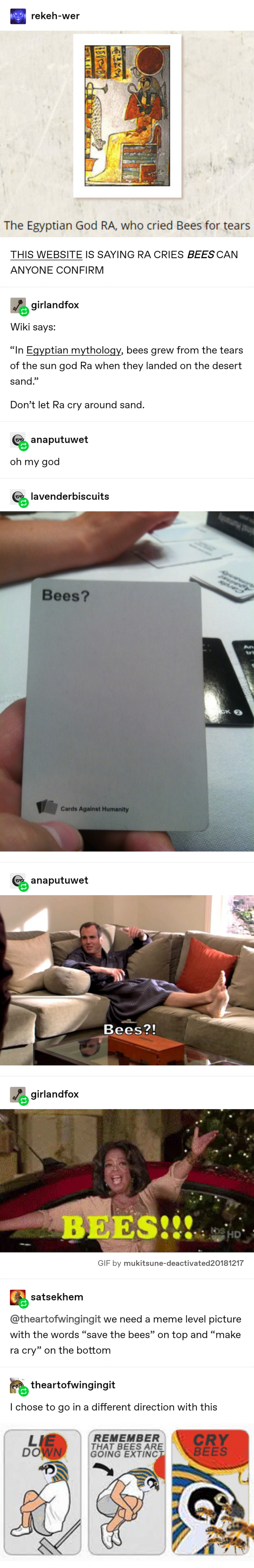30 Tumblr posts that are somehow funny and educational at the same time