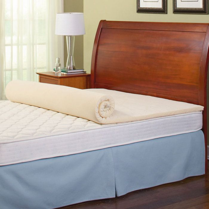 tempurpedic mattress overlay see brookstone for details whitesale