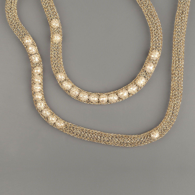 Achetez des bijoux et des fournitures pour le fil de crochet: Apprenez la technique du crochet   – DIY Jewelry Making