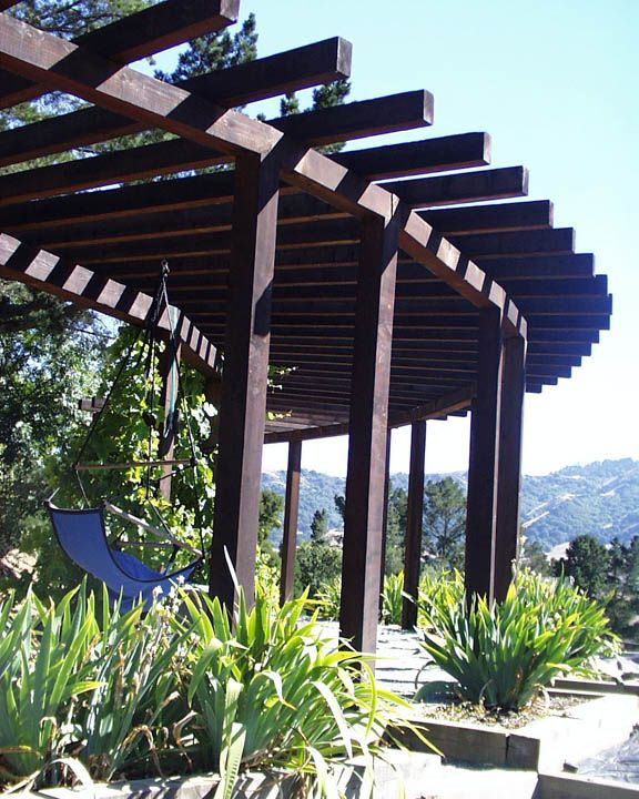 Round Patio Designs Pictures: Pin By Eli W. On Pergola Project