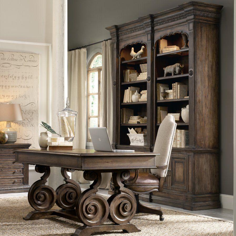 Rhapsody Standard Desk Office Suite