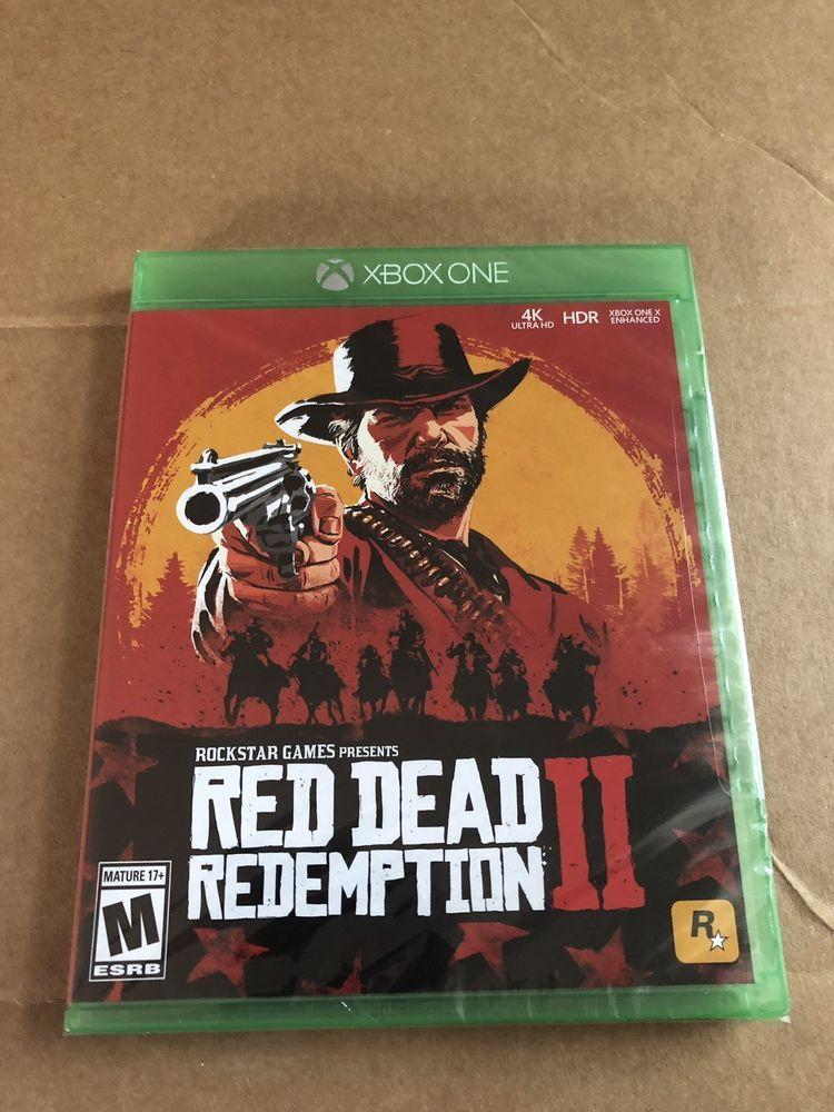 Red Dead Redemption 2 Shadow Of The Tomb Raider Bonus Xbox