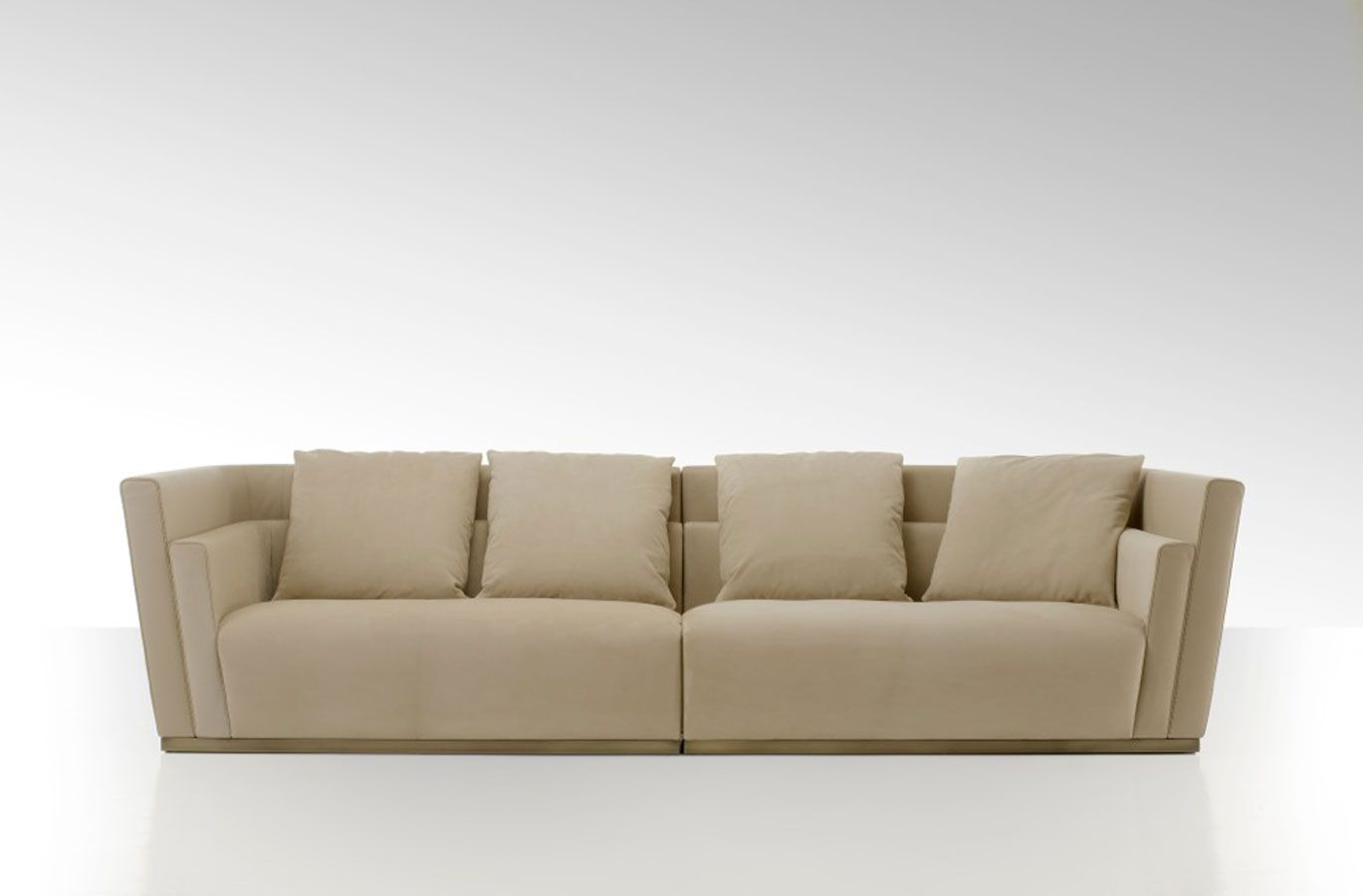 Divani Fendi Divano Borromini Di Fendi Casa Padded Sofa Furniture Modern