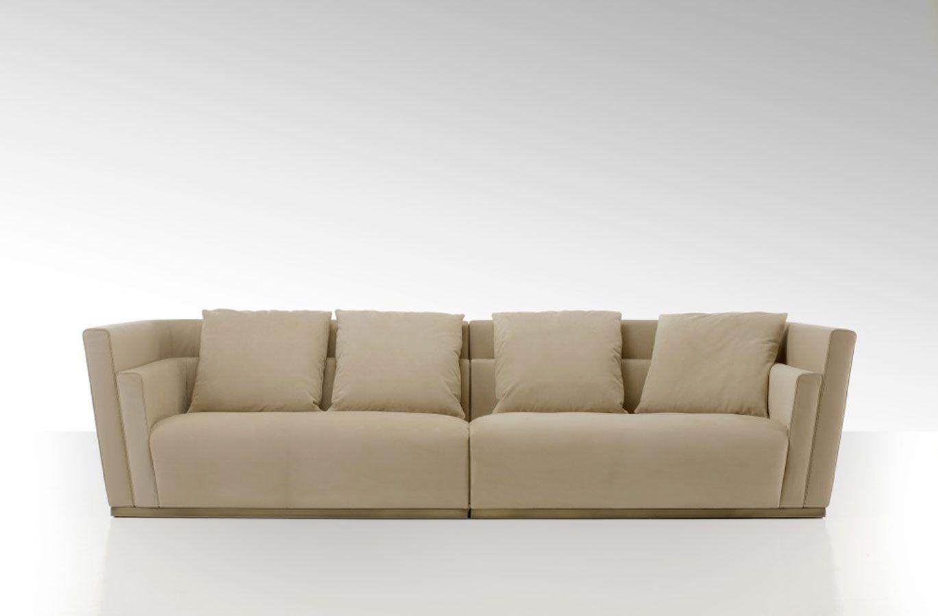 Divano Borromini Di Fendi Casa Sofa Furniture Luxury Sofa