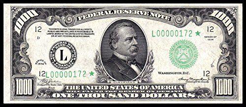 1 000 Dollars American Money Fridge Magnet 3 X 7 Magnetic Https Www Amazon Com Dp B01a6bpweq Ref Cm Sw R Thousand Dollar Bill Money Notes 1000 Dollar Bill
