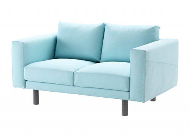 Canapés aux couleurs pastel : 14 canapés à shopper | Canapés bleus ...