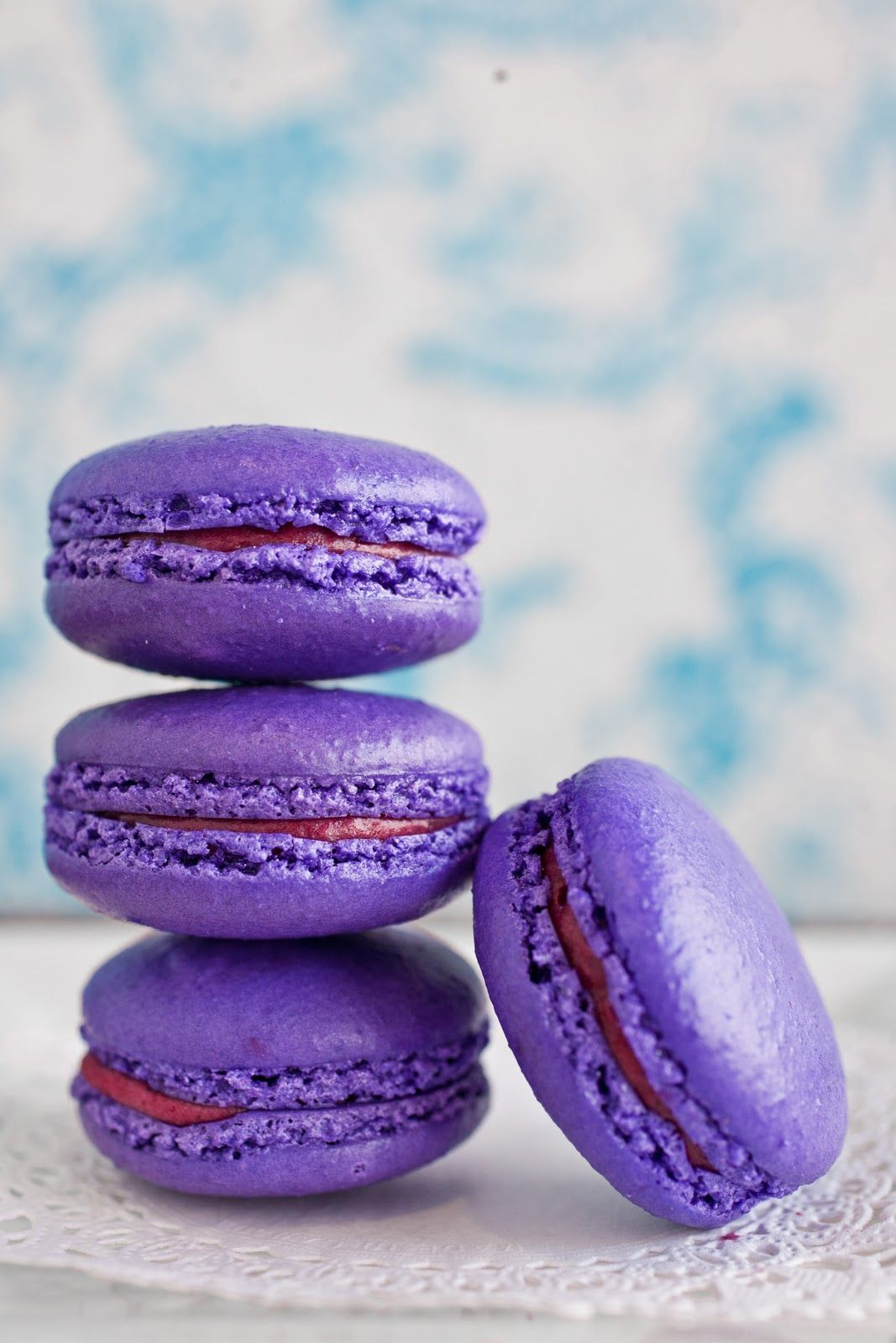 Cassis Macarons Why Is Constant
