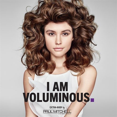 I Am Voluminous I Heart Hair Long Hair Styles Paul Mitchell
