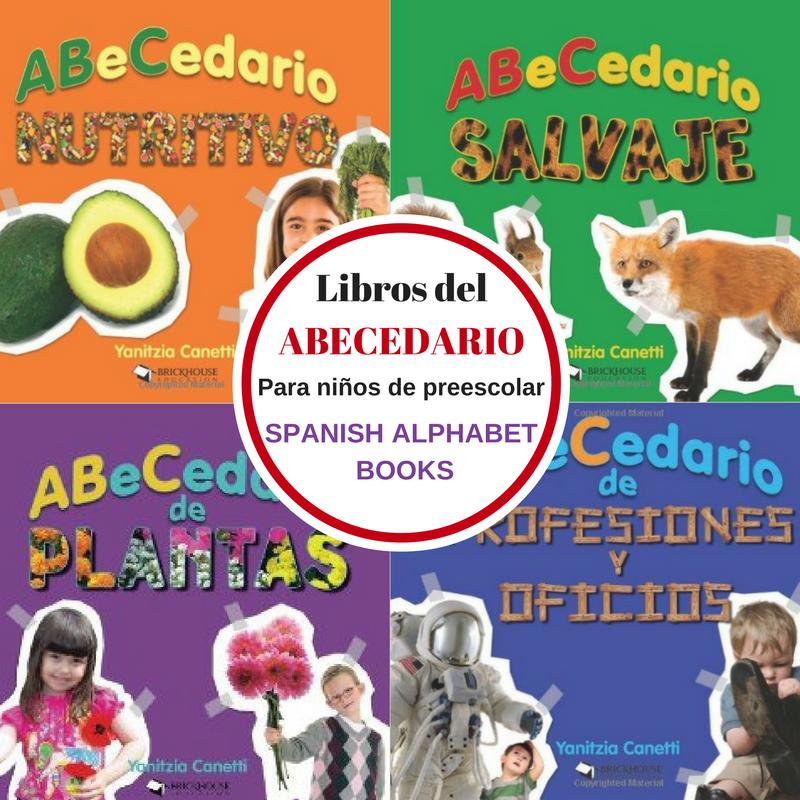 libros y actividades del abecedario para niños de preescolar dual