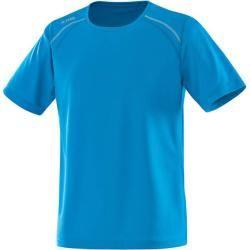 Photo of Jako Men's T-Shirt Run, Size Xl in Jako Blue, Size Xl in Jako Blue Jako