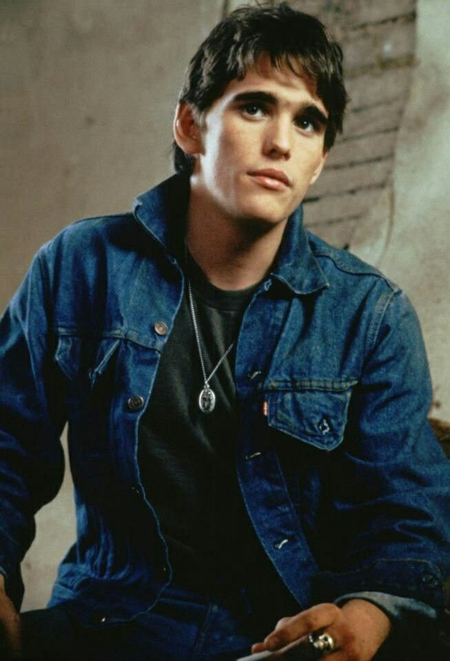 Remember Ponyboy Curtis From 'The Outsiders'? Here He Is Now!