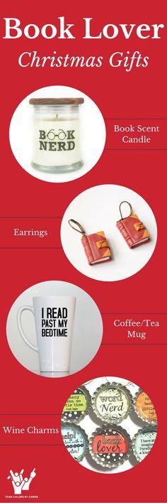 Book club christmas gift ideas