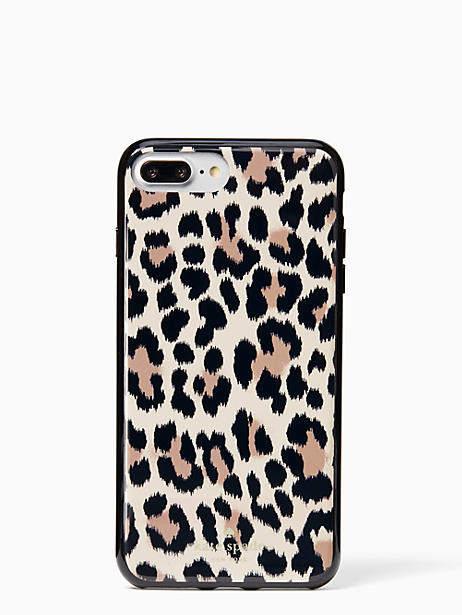 best website 4d726 20743 Kate Spade Classic leopard iphone 8+ case | Products | Iphone 8 ...