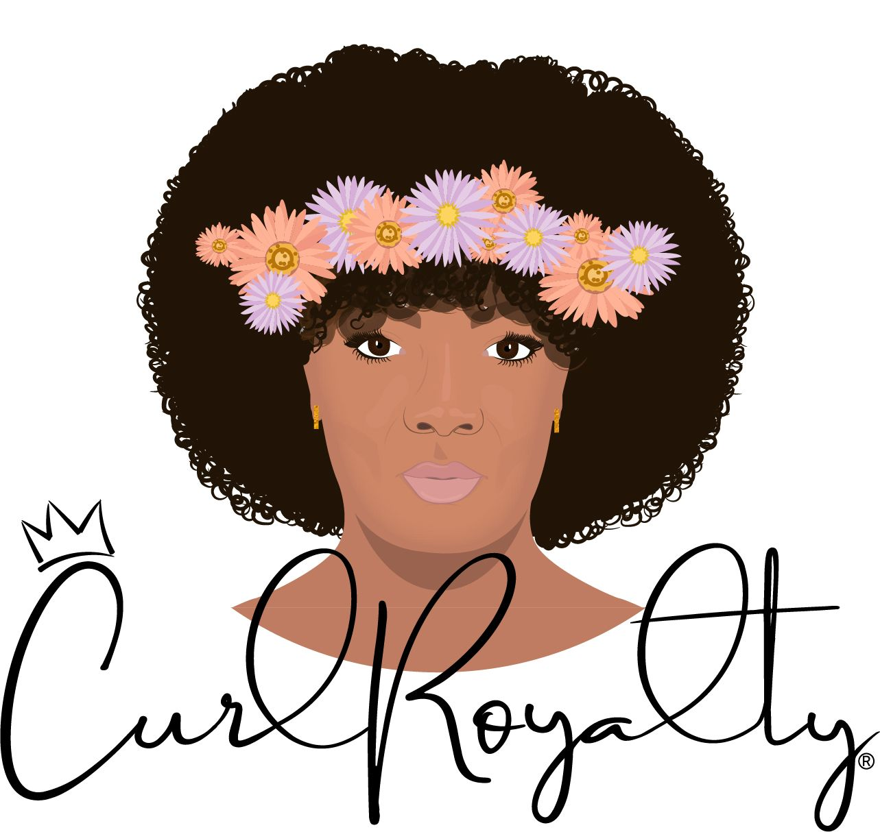 Be adventurous, unique, bold & fearless. Love your crown of curls 👑 #CurlRoyalty #natural #naturalhairstyles #naturalhair #naturalcurlyhair #blackgirlmagic