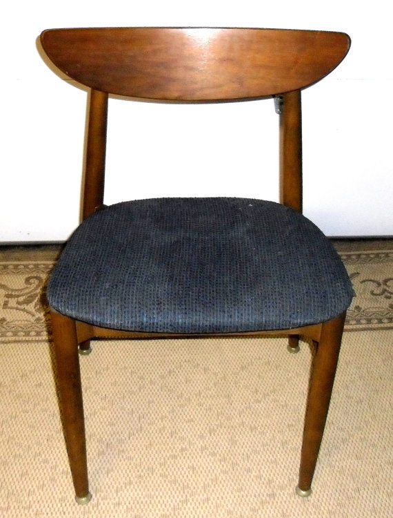 Mid Century Chair Vintage Modern Chair Vintage Danish Lounge Chair