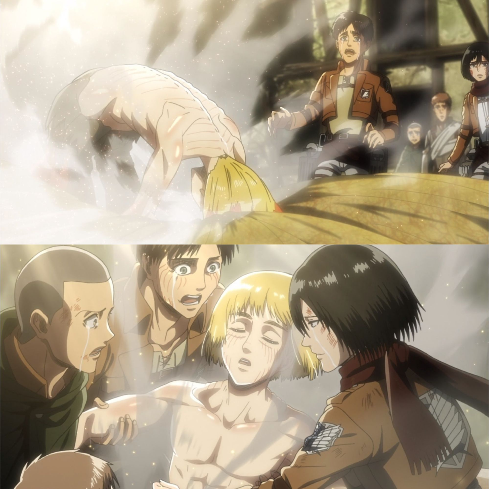 Images Of Attack On Titan Season 3 Episode 18 Release Date