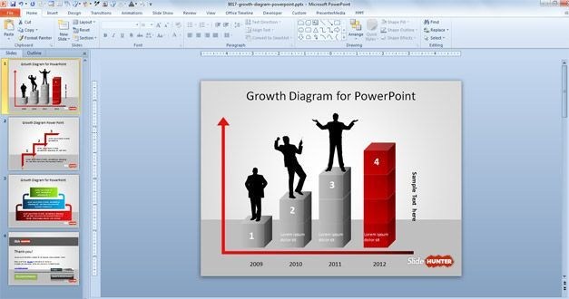 Free growth diagram template for powerpoint fanny pinterest free growth diagram template for powerpoint ccuart Image collections