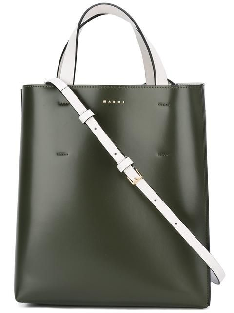35d9b8daf703 #marni #bags #shoulder bags #hand bags #canvas #leather #tote # | Marni |  Bags, Minimalist bag, Tote handbags