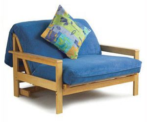 Westwood Is A Tri Fold Futon Frame And