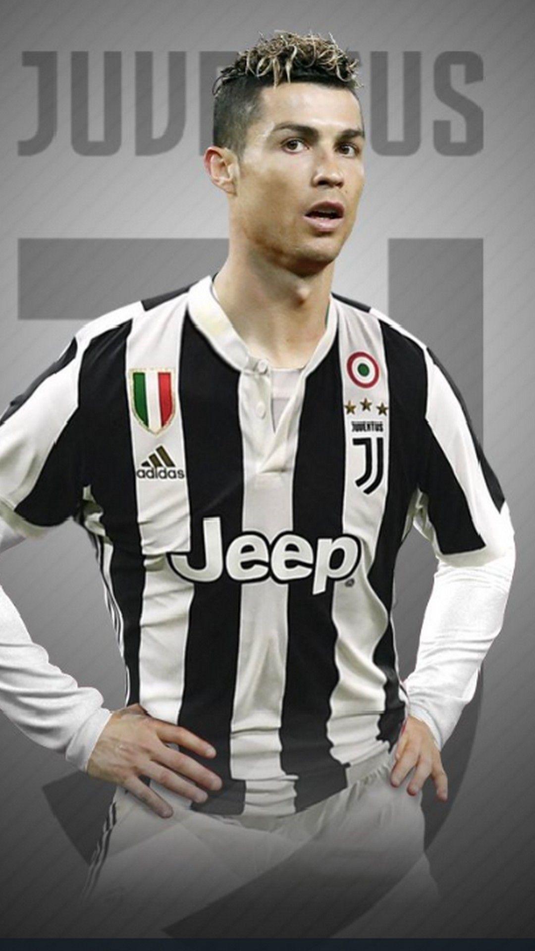 Wallpaper Cristiano Ronaldo Juventus Android 2019