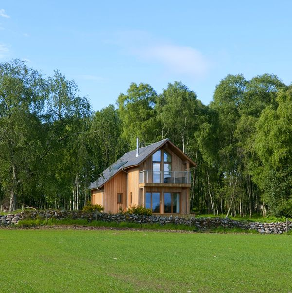 Ecolodges Lodges At The Mains By Inverness House Styles
