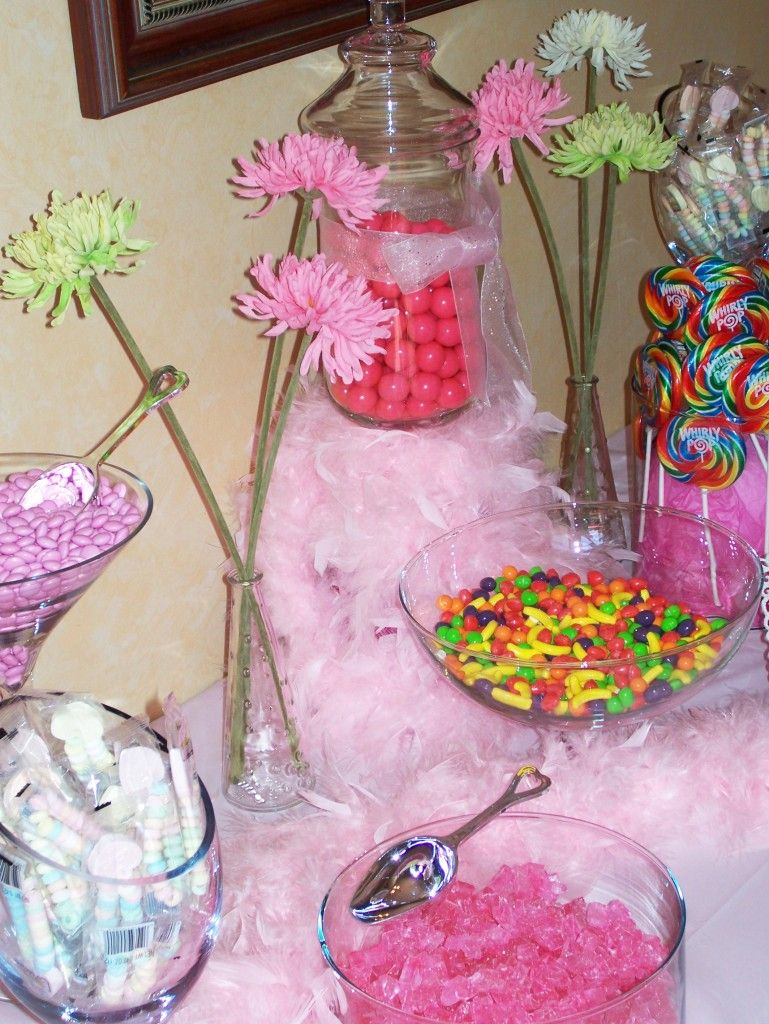Instead of a sweet 16 party change the decorations in back great for ...