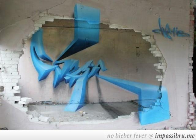 3D Graffitti