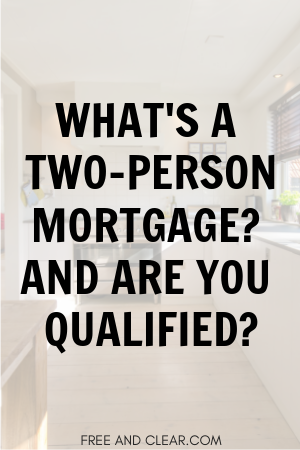 Two Person Mortgage Qualification Calculator Mortgage Tips Refinance Mortgage Credit Repair Companies