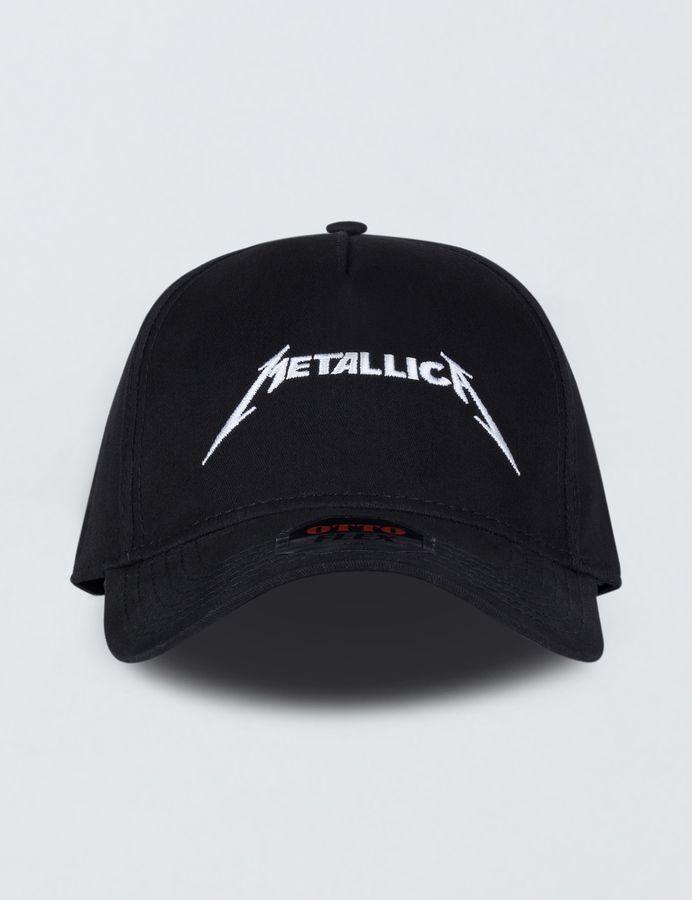 Tour Merch Metallica Logo Cap Escorpion