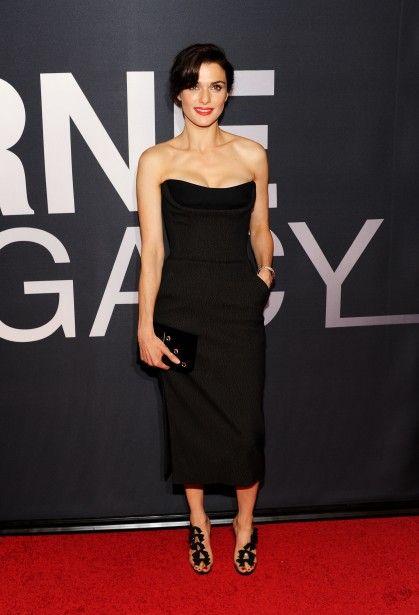 Rachel Weisz at The Bourne Legacy premiere. HOW SO PRETTY