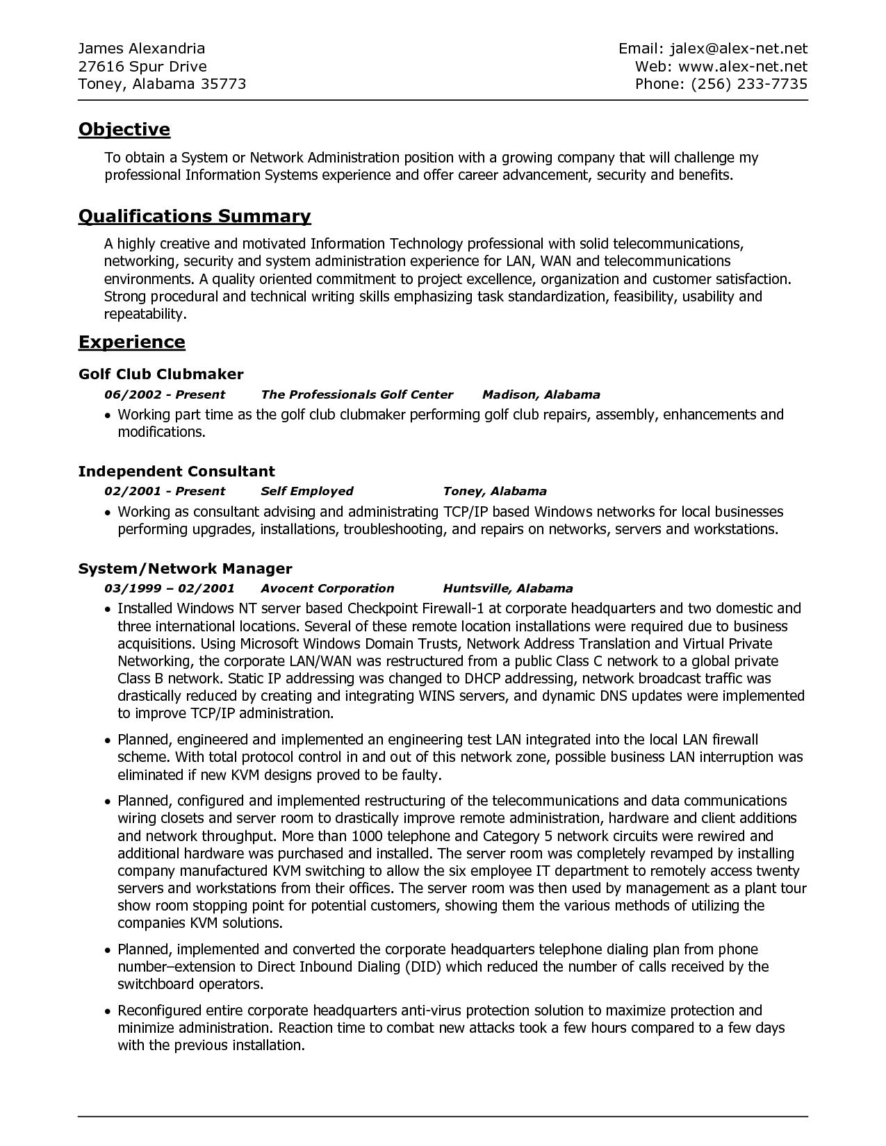 2018 Best Resume Format